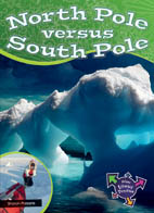 north pole vs south pole